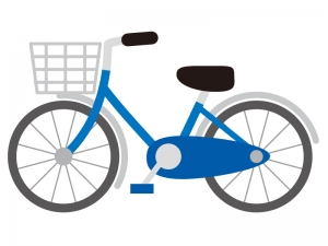 自転車・サイクリングのイラスト02