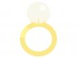 パールの指輪のイラスト