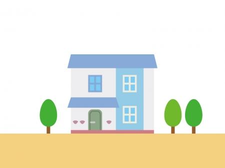 家・一般住宅のイラスト03