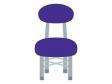 パイプ椅子のイラスト