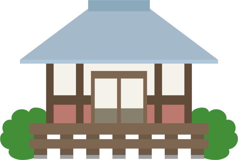 寺院・お寺のイラスト02