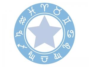 12星座占いのイラスト