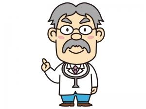 医者・ドクターのイラスト