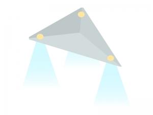 UFOのイラスト02