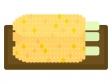 トウモロコシのイラスト02