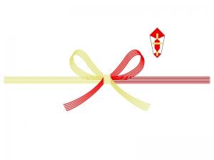 熨斗(のし)のイラスト06