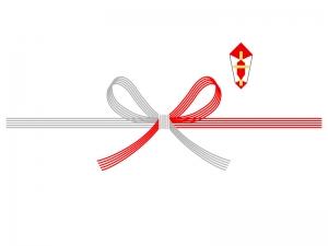 熨斗(のし)のイラスト07
