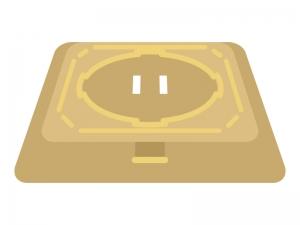 相撲・土俵のイラスト02