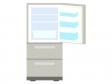 家電・大型冷蔵庫のイラスト02