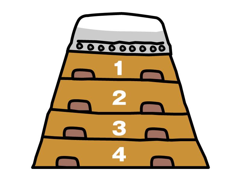 跳び箱のイラスト02