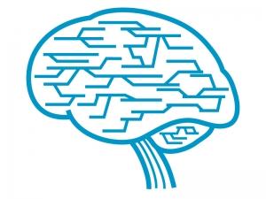 脳・人工知能のイラスト