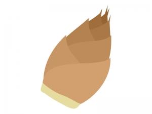 筍(たけのこ)のイラスト02