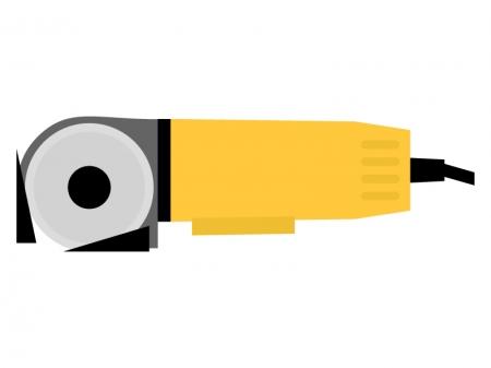 電動カッターのイラスト03