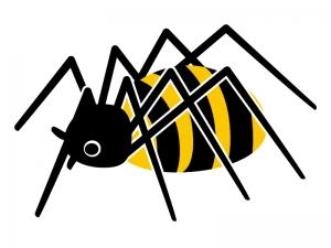 蜘蛛のイラスト02