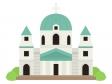教会のイラスト03