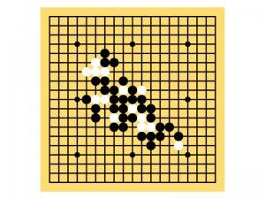 囲碁のイラスト