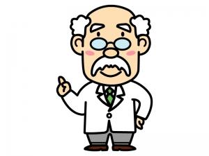 博士・先生のイラスト02