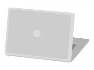ノートパソコンのイラスト03