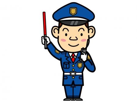 警備員のイラスト02