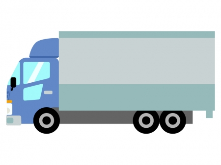 トラックのイラスト02