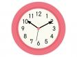 壁掛け時計のイラスト