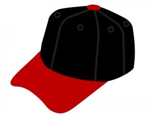 野球帽のイラスト02