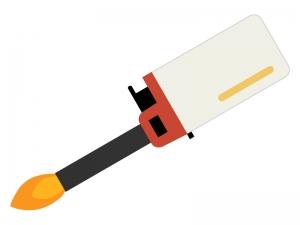 着火ライターのイラスト02