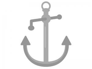 碇のイラスト
