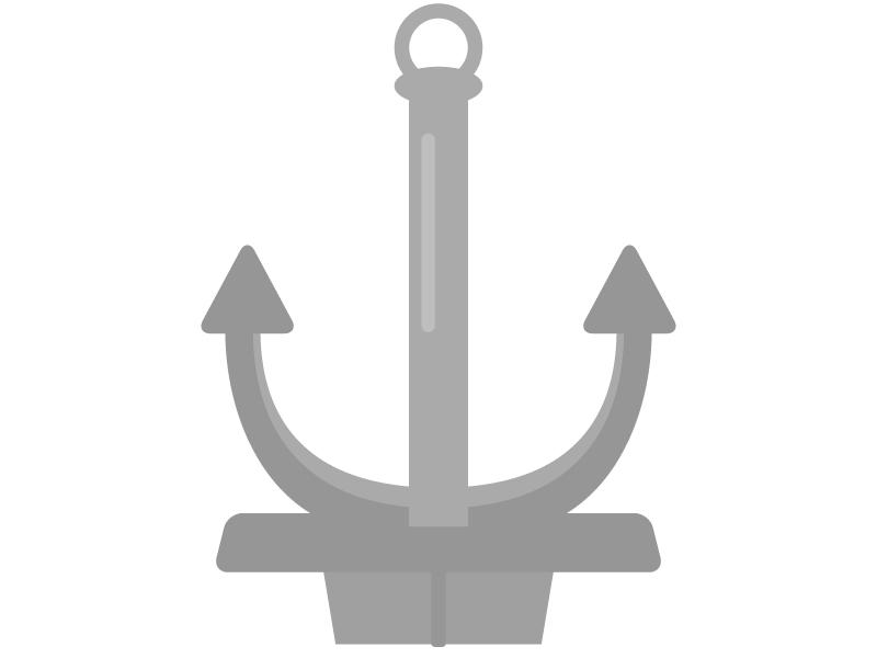 碇のイラスト02