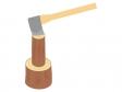 薪割りイラスト02