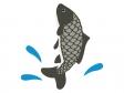 鯉のイラスト02