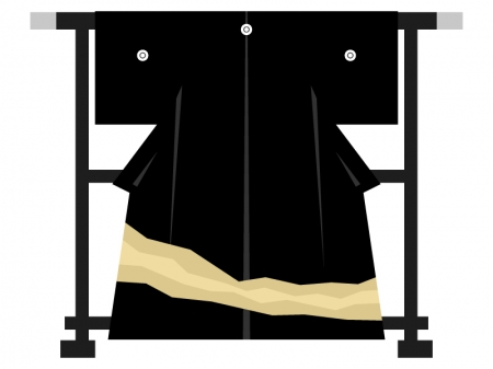 着物のイラスト02
