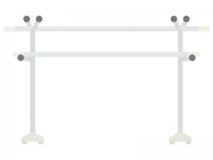 物干し竿のイラスト02