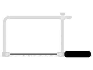 糸ノコのイラスト02