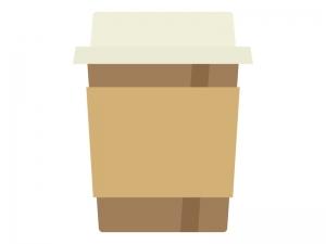 テイクアウトコーヒーのイラスト02