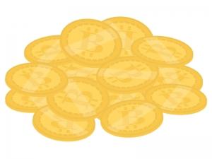 仮想通貨のイラスト02