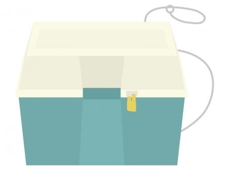 宅配ボックスのイラスト02