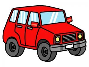 4WD・SUV車のイラスト02