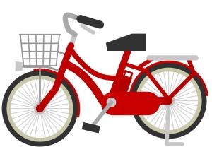 電動アシスト自転車のイラスト