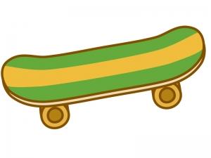 スケートボードのイラスト02