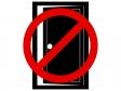 入室禁止のイラスト
