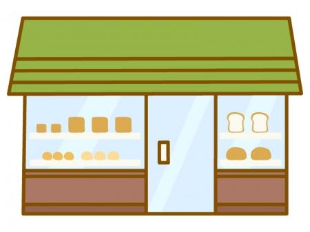 パン屋さんのイラスト02