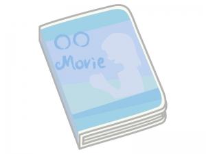 DVD・ブルーレイのイラスト
