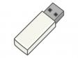 USBメモリのイラスト02