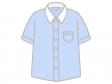 半袖のYシャツ(ワイシャツ)のイラスト