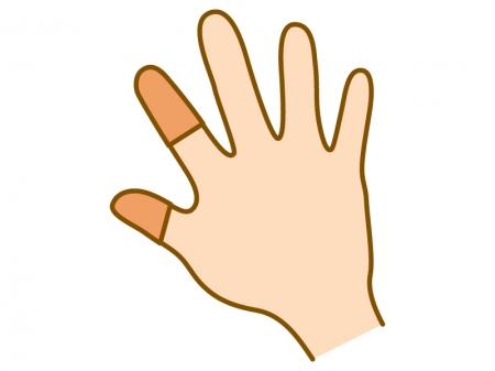 指サックのイラスト02