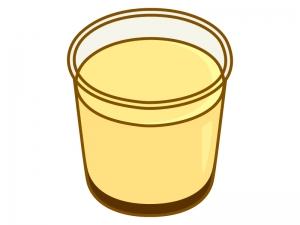 カップのプリンのイラスト02