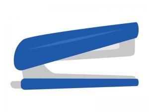 ホチキスのイラスト02