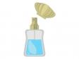 香水のイラスト