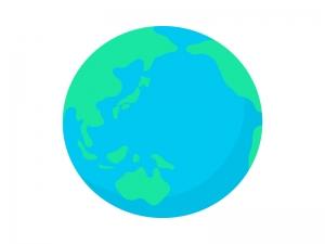 地球のイラスト02